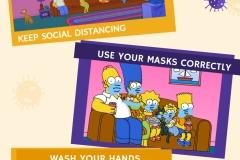 Simpsons-covid